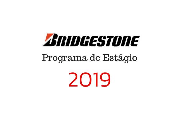 Estágio Bridgestone 2019
