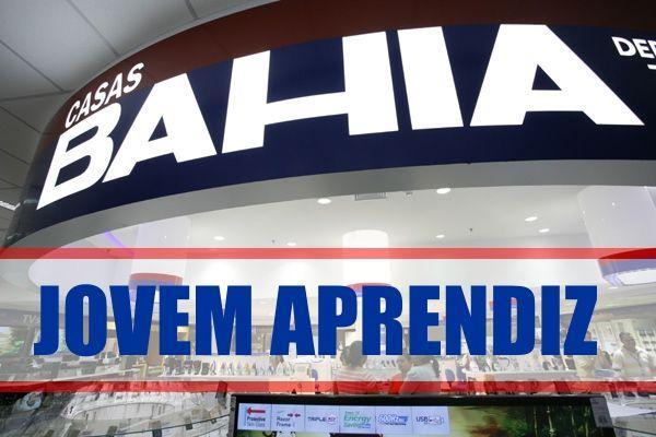 Jovem Aprendiz Casas Bahia