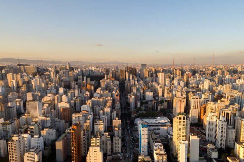 Cidades para trabalhar